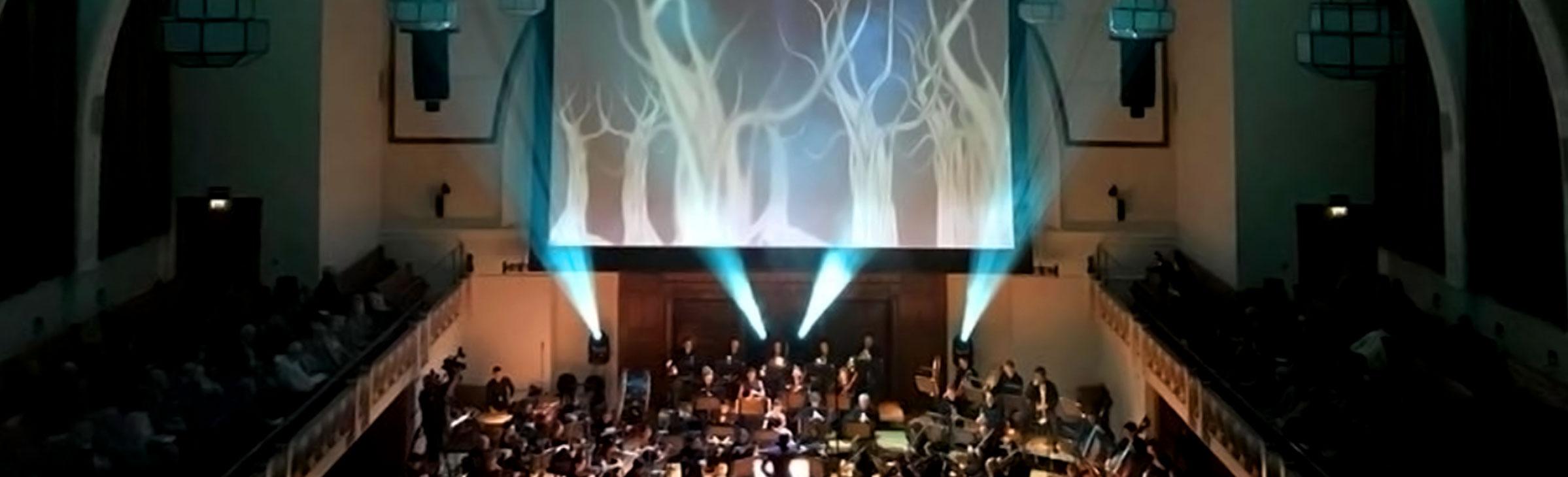Adagio: musique et lumière at Cadogan Hall